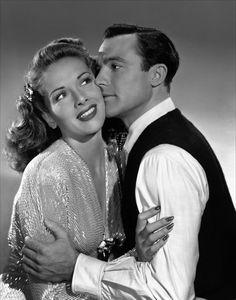 Jinx Falkenburg and Gene Kelly in Cover Girl (1944)