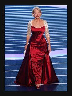 Schauspielerin Helen Mirren, 62 Schauspielerin Hel...
