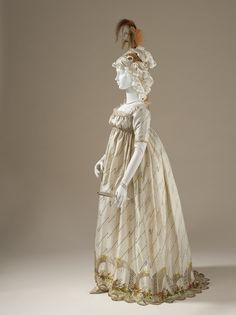 Woman's Dress (Round Gown) | LACMA Collections