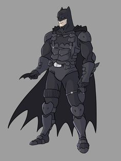 Batman by RDComics on @DeviantArt