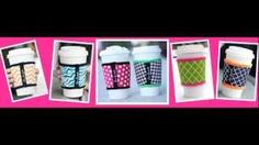 Joe Jacket® ~ Eco-chic, beverage wraps!, via YouTube.