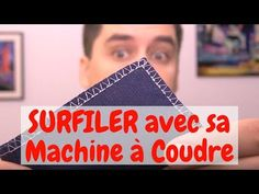 SURFILER avec sa Machine à Coudre - YouTube Make Your Own Clothes, Diy Clothes, Nifty Diy, Techniques Couture, Couture Sewing, How To Apply, Youtube, Irene, Crochet