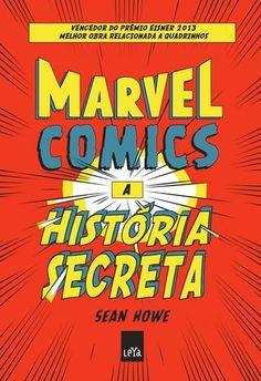 Marvel Comics - A História Secreta.