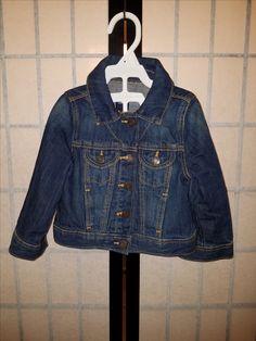 Baby Gap Denim Jacket 12-18 Months #shopping #ebay #baby #jacket #babygirl #denim