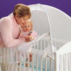 Cozy Crib Tent II is what you need if you have escaping children or pestering pets. But I can't seem to find it online anywhere, frustrating how one inattentive parent can ruin it for the rest of us.
