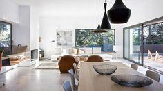 Una oficina tipo casa y 'showroom'