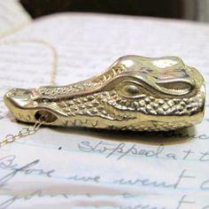 Gator Necklace