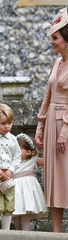 ❇Téa Tosh❇ Duchess Catherine & Princess Charlotte & Prince George