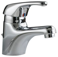 American Standard 1480.101.002 Seva Single-Control Lavatory Faucet with Pop-Up Drain, Chrome