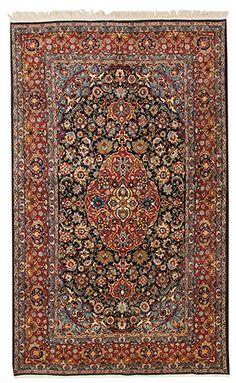 Teheran Seide 228 x 140 cm