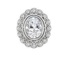 CYO Diamond Ring