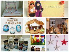 Opciones bonitas para hacer nacimientos Navideños | Aprender manualidades es facilisimo.com