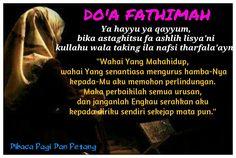 Doa fahtimah