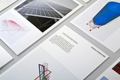 Project books design by Bunch for Croation Structural Engineers Nosive Strukture