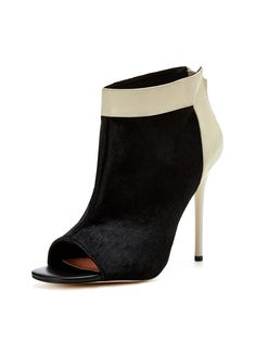 Essie Peep Toe Bootie from Perfect Peep-Toe Shoes on Gilt