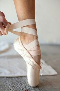 #ballet #pointe #barre