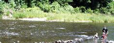 Sandy Swimming Hole | Vancouver-Clark Parks & Recreation - Swim in the river!