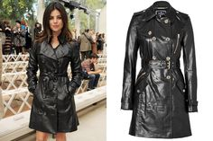 Juicy Couture coated trench