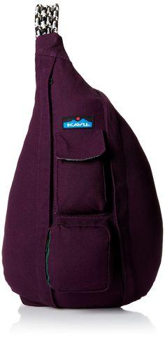 Amazon.com: KAVU Rope Bag, Black,One Size: Sports & Outdoors