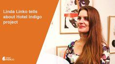 Linda Linko tells about Hotel Indigo project Finland