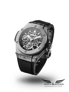 THE HUBLOT BIG BANG MECA-10