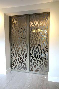 Miles And Lincoln Laser Cut Screens Panels A Metal Screenentrance Doorslaserdecorative Door Decorative Cabinet