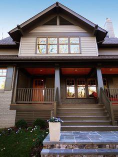 Maureen Residence - craftsman - Exterior - Dc Metro - Rill Architects