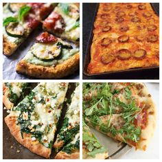 15 Drool Worthy Pizza Recipes