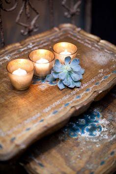 Mercury Glass Wedding, Romantic Candles, Beautiful Candles, Candle Lanterns, California Wedding, Vintage California, Southern California, Reception Decorations, Jasmine Star