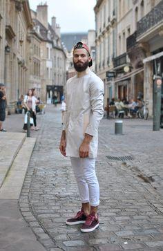 Streetstyle Inspiration for Men! #WORMLAND Men's FashionStreet fashion