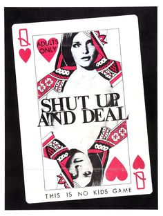 Shut Up and Deal, 1969 - USA poster