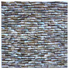 Breathtaking #Pearl #NaturalShell #motherofpearl #Mosaics #MosaicTile #tiles #backsplash #kitchen #Bathroom #HomeDecor #HomeImprovement #HomeDesign #HomeRemodeling #remodeling #kitchendesign #kitchenremodel #kitchenrenovation #bathroomdesign #bathroomremodel #bathroomrenovation #bathdesign #InteriorDesign #NovoTileStudio http://ift.tt/21kWBhv Model: MASSA-PE001 by novotilestudio