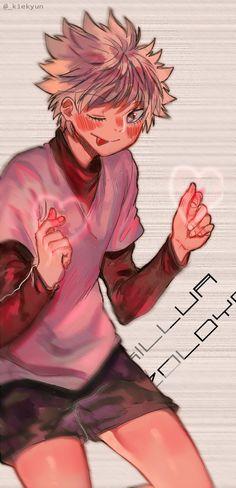 Killua, Hunter X Hunter, Anime, Bts, Wallpaper, Fictional Characters, Display, Backgrounds, Wallpapers