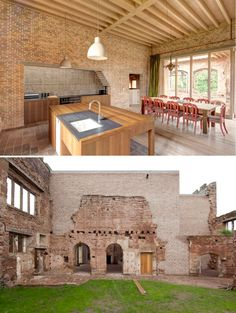 Astley Castle Witherford Watson Mann Architects