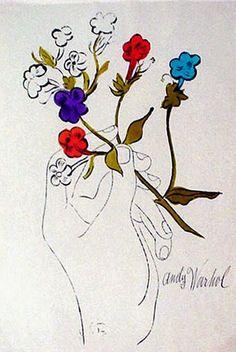 Catherine La Rose: ✿ Andy WARHOL (1928-1987) ✿