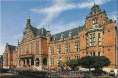 Where I studied in The Netherlands: Rijksuniversiteit Groningen