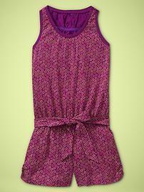 Kids Clothing: Girls Clothing: Rompers | Gap