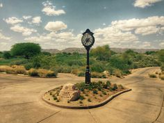 Whirlwind Golf Club wanted a clock that members and guests would be proud of. The clock will be a focal point for years to come offering breathtaking views of the desert landscape and of South Mountain in the background. This clock is the same model you will find at Pebble Beach Resorts and at Pinehurst Resort.