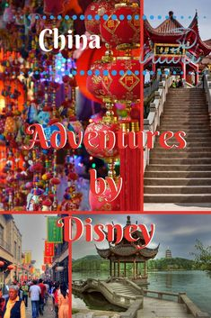 Unlock the mysteries of China on an Adventures by Disney small group guided tour. And delight in Hong Kong Disneyland Resort and the new Shanghai Disneyland at Shanghai Disney Resort!