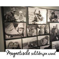 Schilderijlijsten flexibel op de muur hangen zonder gaten te hoeven boren. Te gebruiken op een magneetondergrond. Magneetmuur. Xl, Painting, Design, Painting Art, Paintings, Painted Canvas, Drawings