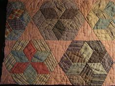 I like this quilt found on ebay