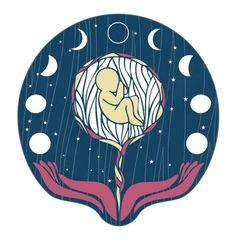 símbolo Mãos da Lua
