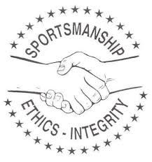 Sportsmanship, ethics, and integrity sure do go hand in hand! All three of these things can be taught and learned through sports!!