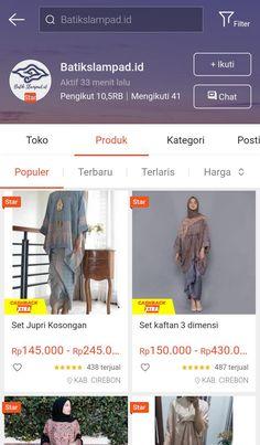 Best Online Clothing Stores, Online Shopping Sites, Shopping Hacks, Online Shopping Clothes, Online Shop Baju, Aesthetic Shop, Brokat, Kebaya, Shops