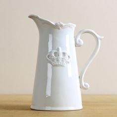 Badset porcelaine de Savon Bol Gobelet Distributeur de savon Couronne salle de bain salon