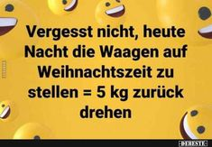 weihnachten lustig Do not forget to put the scales at Christmas time tonight . Christmas Jokes, Christmas Time, Funny Images, Funny Pictures, Buzzfeed Funny, Funny Share, Jokes For Teens, Epic Texts, Thinking Quotes