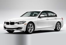 BMW 125i from Car Rental Cape Town