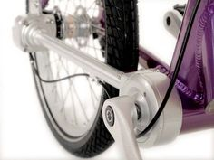 Chainless Bicycles Shaft Drive | ... additional pics of the belt drive and shaft drive bikes from Abio