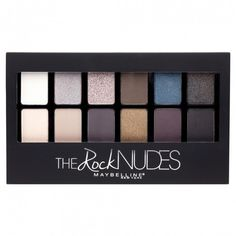 Maybelline Maybelline The Rock Nudes Eyeshadow Palette 10 g ❤ liked on Polyvore featuring beauty products, makeup, eye makeup, eyeshadow, beauty, cosmetics, eyes, maybelline, maybelline eye makeup and maybelline eyeshadow