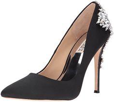 Badgley Mischka Women's Gorgeous Dress Pump, Black, 5 M U... https://www.amazon.com/dp/B01H01T840/ref=cm_sw_r_pi_dp_x_bN2kybG8ZGDF9